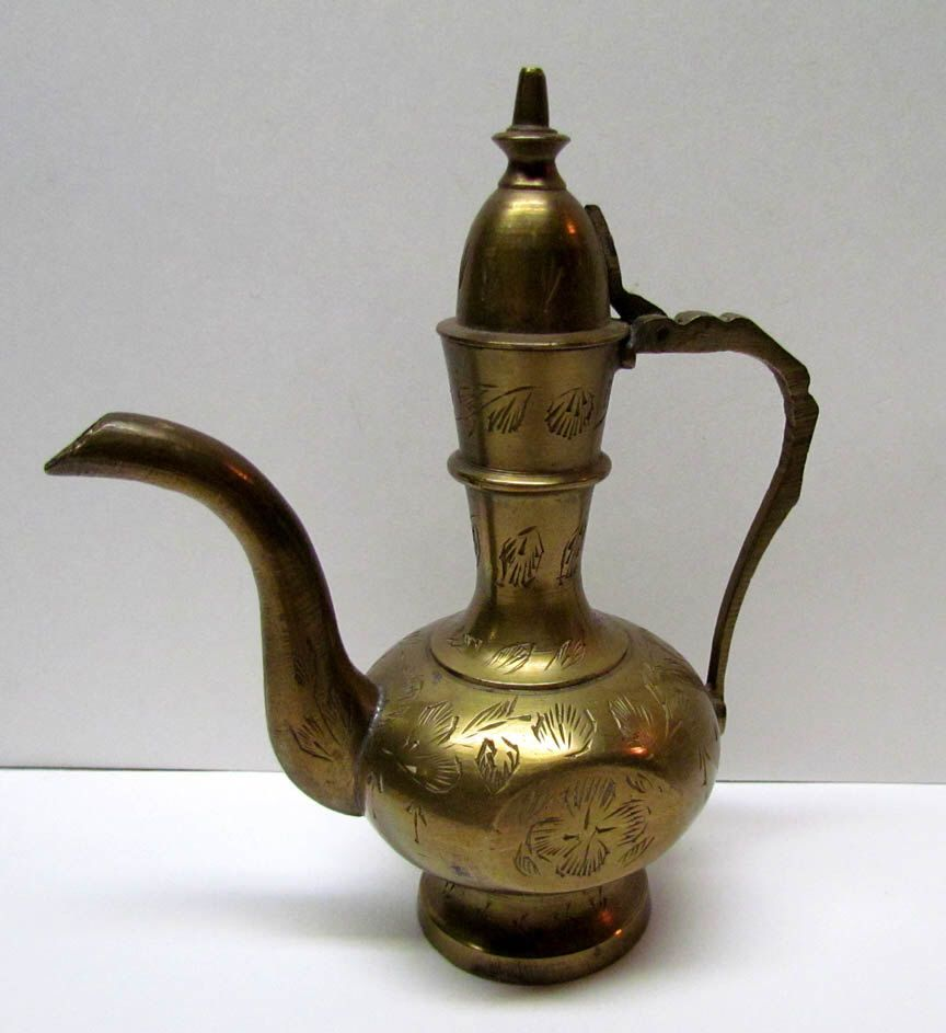 Charmant Vintage Brass Teapot, Made In India   Home Decor   Collectable Brass By  VINTAGEandMOREshop On