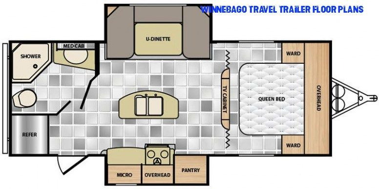19 benefits of winnebago travel trailer floor plans that