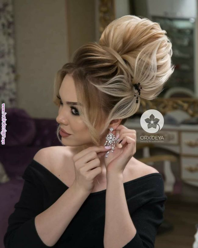 Not The Flower But Love The Bun Hair Ideas In 2019 Pinterest Hair Styles Wedding Hairstyles And Hair No Wedding Hairstyles Hair Styles Cool Hairstyles