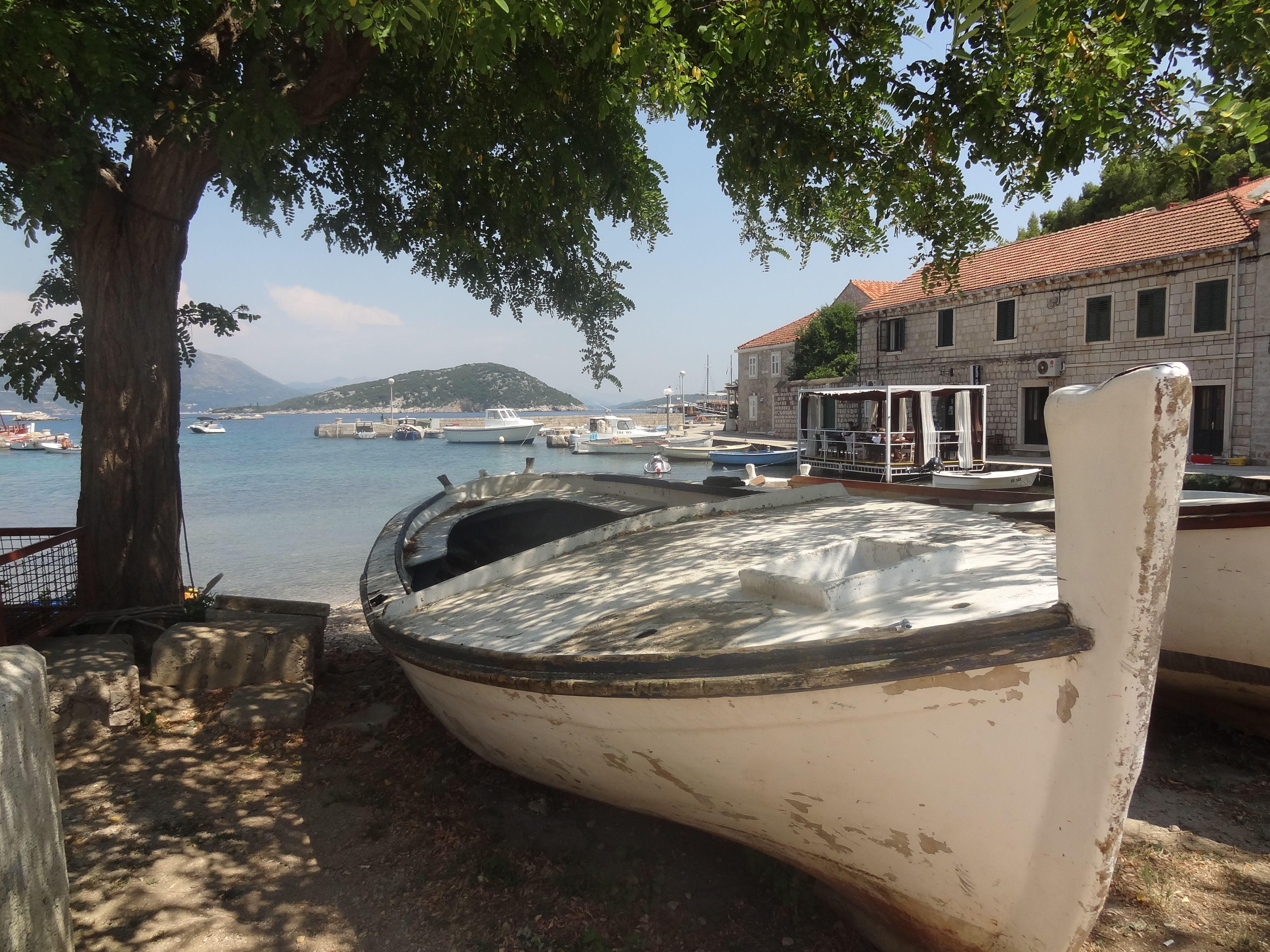 Sipan, Elafiti Islands, Croatia