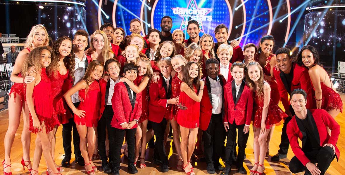 The Biggest Pint-Sized News From The Ballroom-Dancing With The Stars: Juniors Cast Announced - D23 #dancingwiththestars