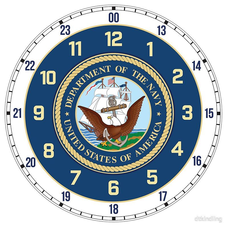 Military Time Clock >> Colonial Williamsburg Framed Art Print Navy Military