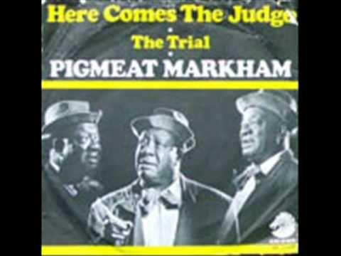 Wondermash 08 Here Comes The Pigmeat Wmv Here Comes The Judge Here Comes Judge