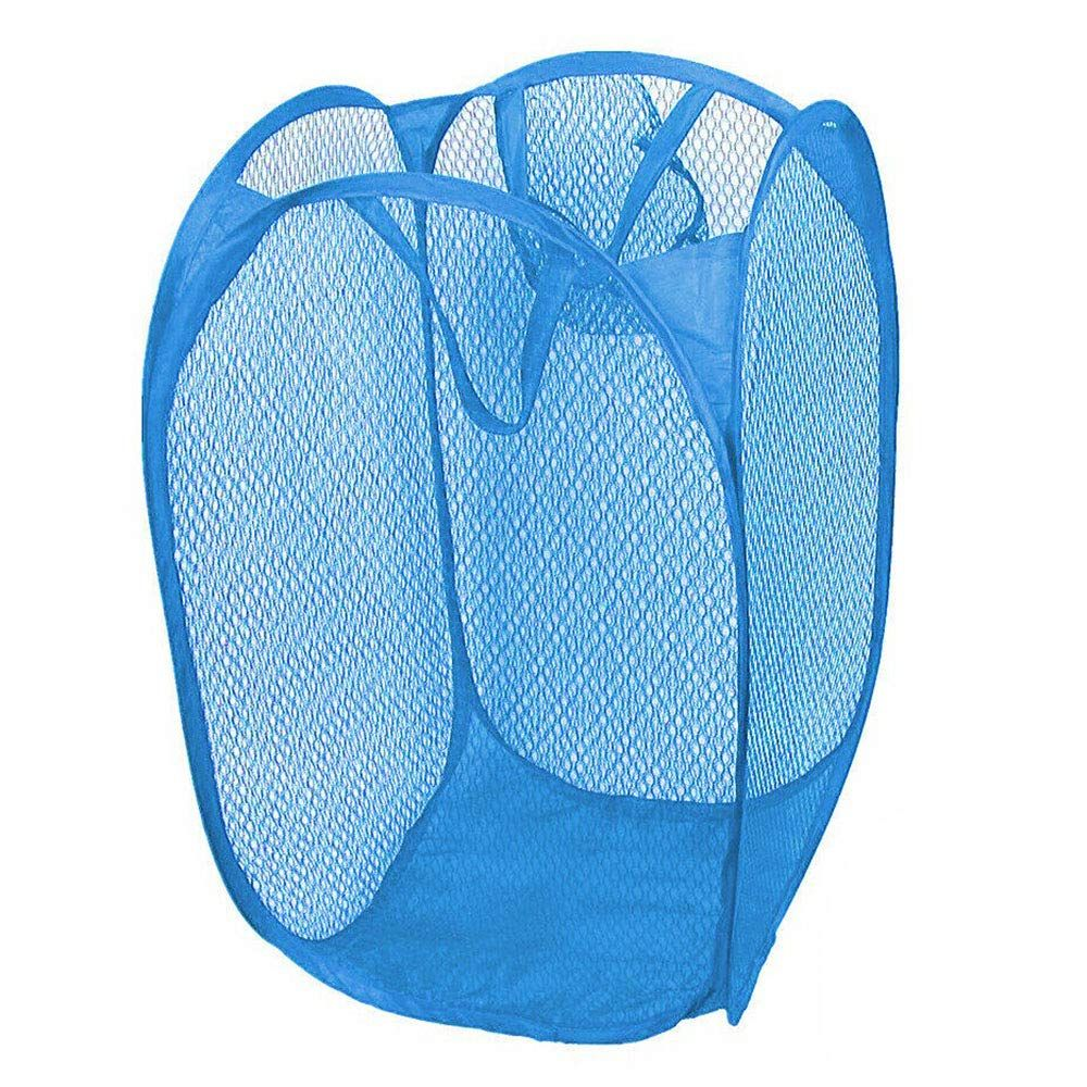 Tailbox Mesh Popup Laundry Hamper Laundry Basket Folding Pop Up