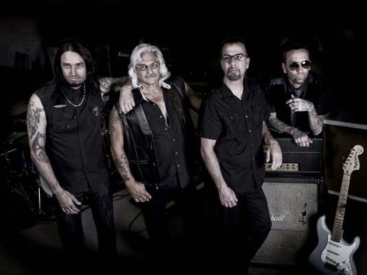 "BLUE CROSS BAND - Nuovo video ""Two Faces Of Evil"""