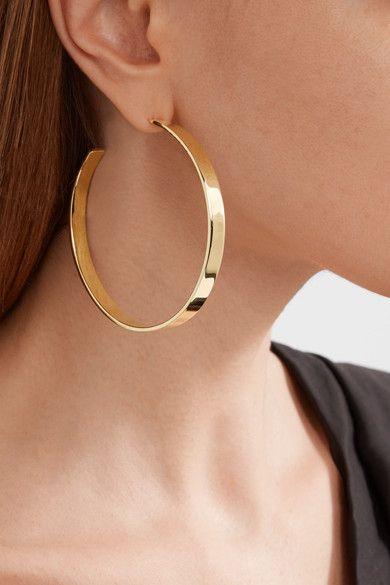 Diamond Silver-plated Earrings - one size Jennifer Fisher e5tXKRmgXe