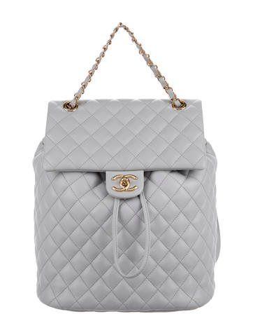 Chanel 2017 Large Urban Spirit Backpack Chanel handbags