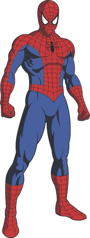 Pin Em Spider Man