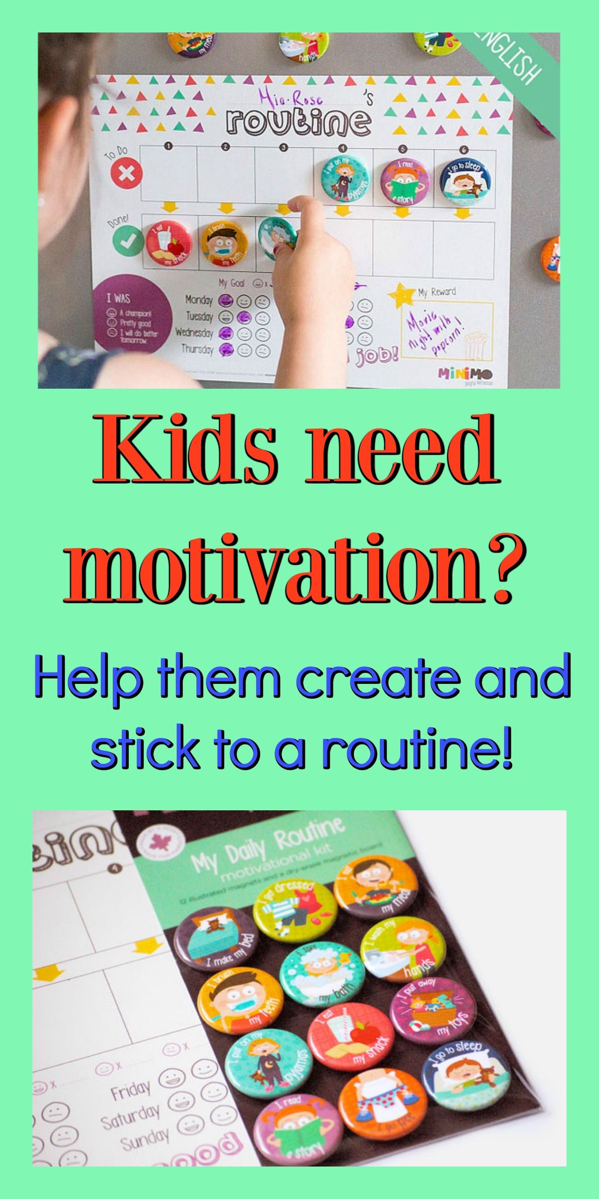 I Need Help Getting My Kids Motivated And Focused