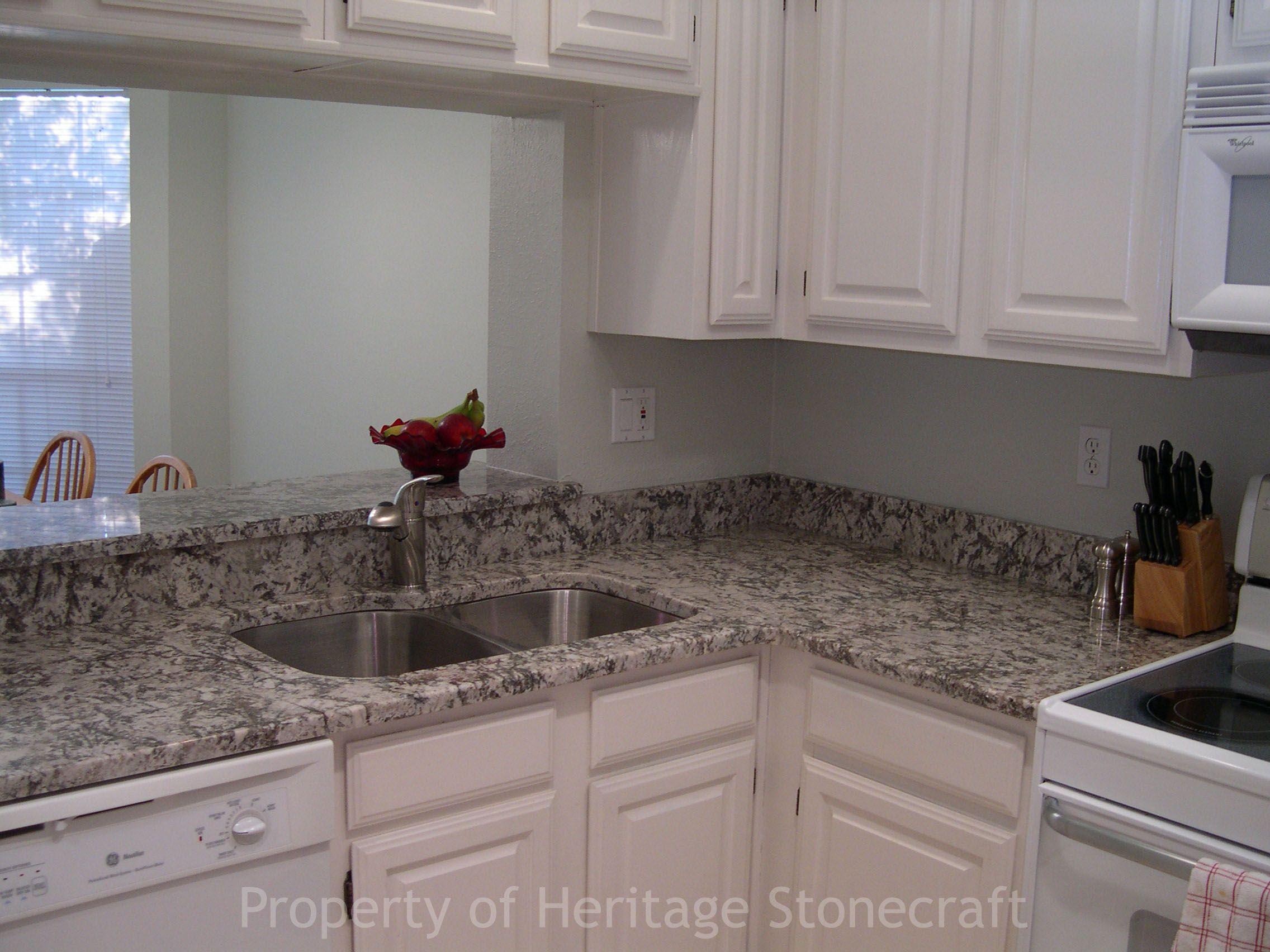 Backsplash For Bianco Antico Granite Image Review