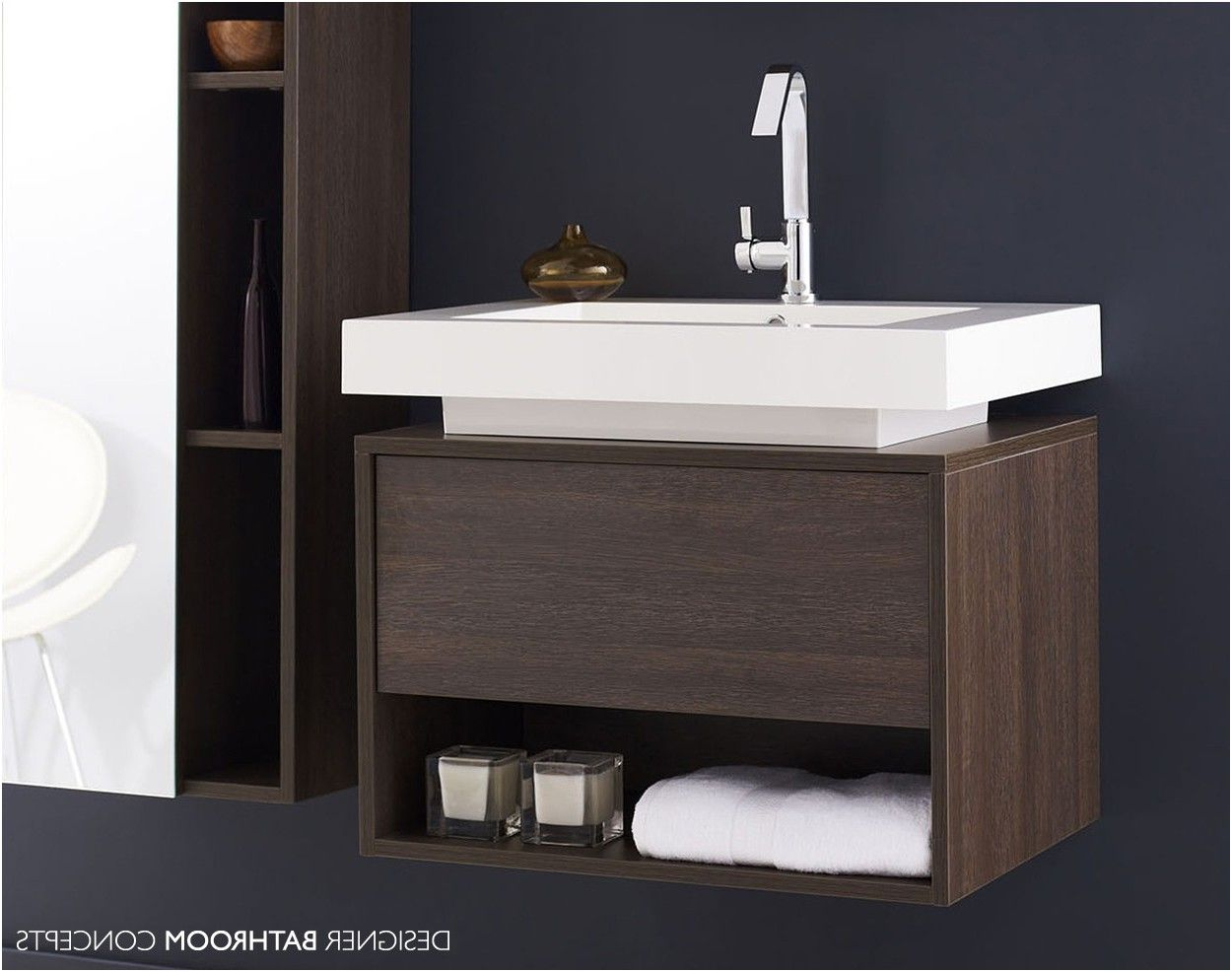 Lovely Designer Bathroom Vanity Units