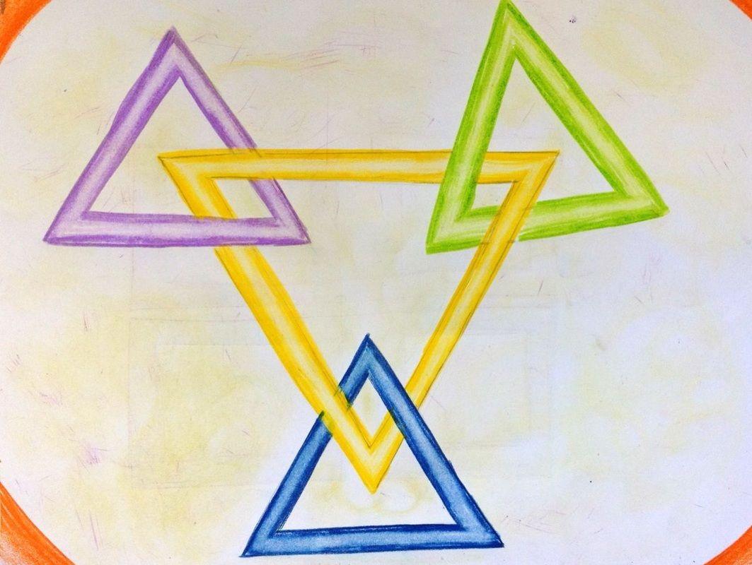Waldorf 4th Grade Form Drawing Main Lesson Book