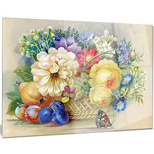 Flower Metal Flower Wall Art Decorate your walls with more than just ...