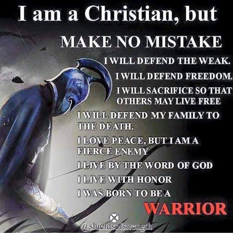 The 25+ Best Christian Warrior Ideas On Pinterest