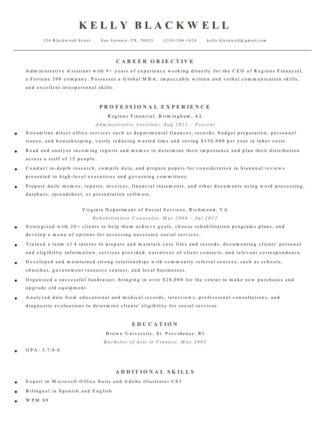 Pin by LaShea Ford on Résumé in 2020 Free resume builder
