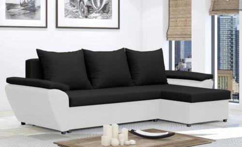 Corner-Sofa-Bed-JACOB-with-storage-Brand-New-Washable-Farbic   Sofa ...