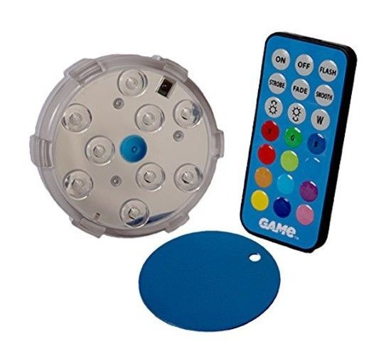 Led Magnetic Light Remote Intex Above Ground Energy Efficient Swimming Pool Game Underwater Lights Above Ground Pool Lights Pool Lights