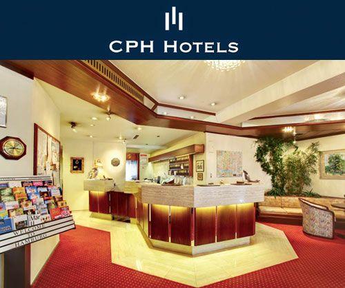 City Partner Hotel Senator Hamburg 4 Sterne Hotel In Bester Lage