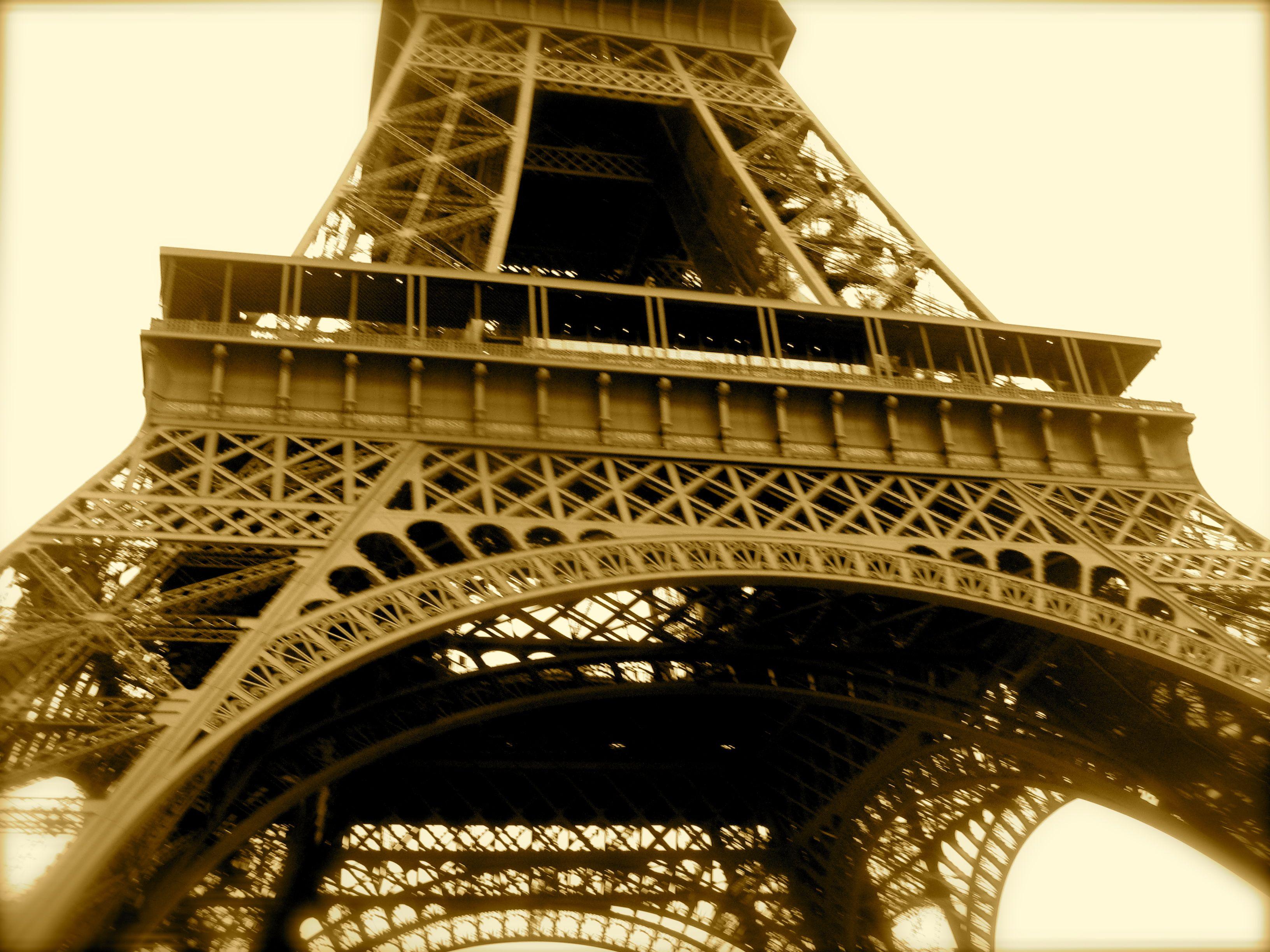 Tour Effiel, Paris, France.