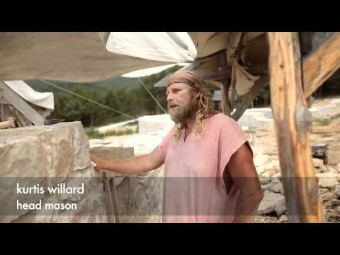 ▶ SoLost: Building a Medieval Castle in Arkansas - YouTube