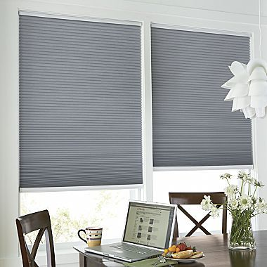 Double Cellular Shades For Maximum Energy Efficiency Cellular Shades Living Room Shades Cordless Cellular Shades