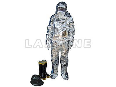 Heat Insulation Suit for Fire-Fighting | Lamtine
