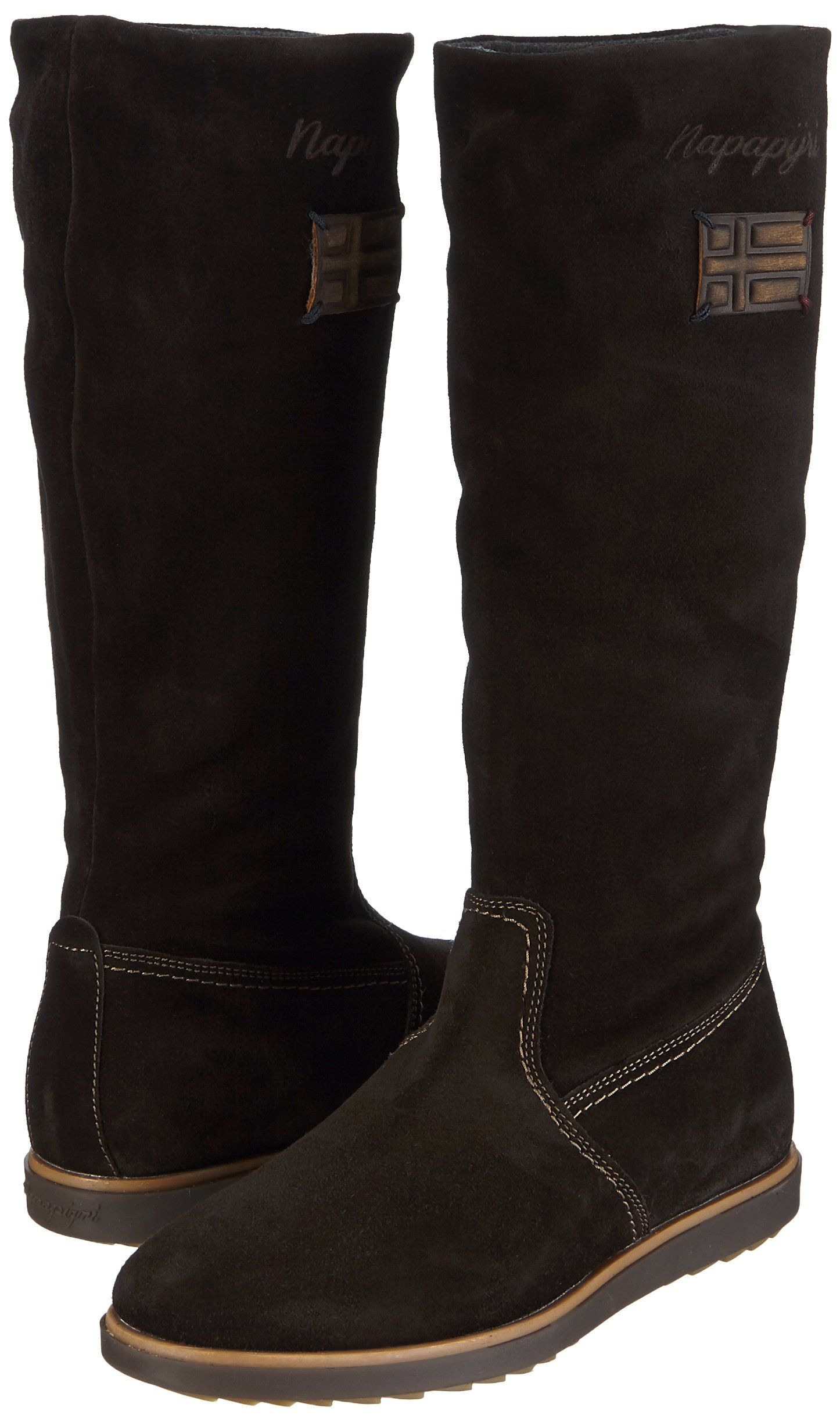 super popular 12c4e 82b70 NAPAPIJRI FOOTWEAR Nora Damen Langschaft Stiefel: Amazon.de ...