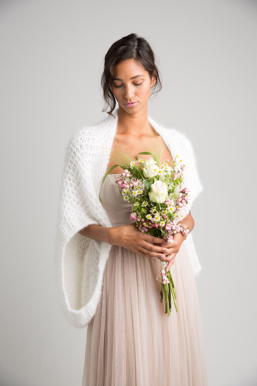 Wedding: Your Love Is King // Eleganter oversized Bolero for your ...