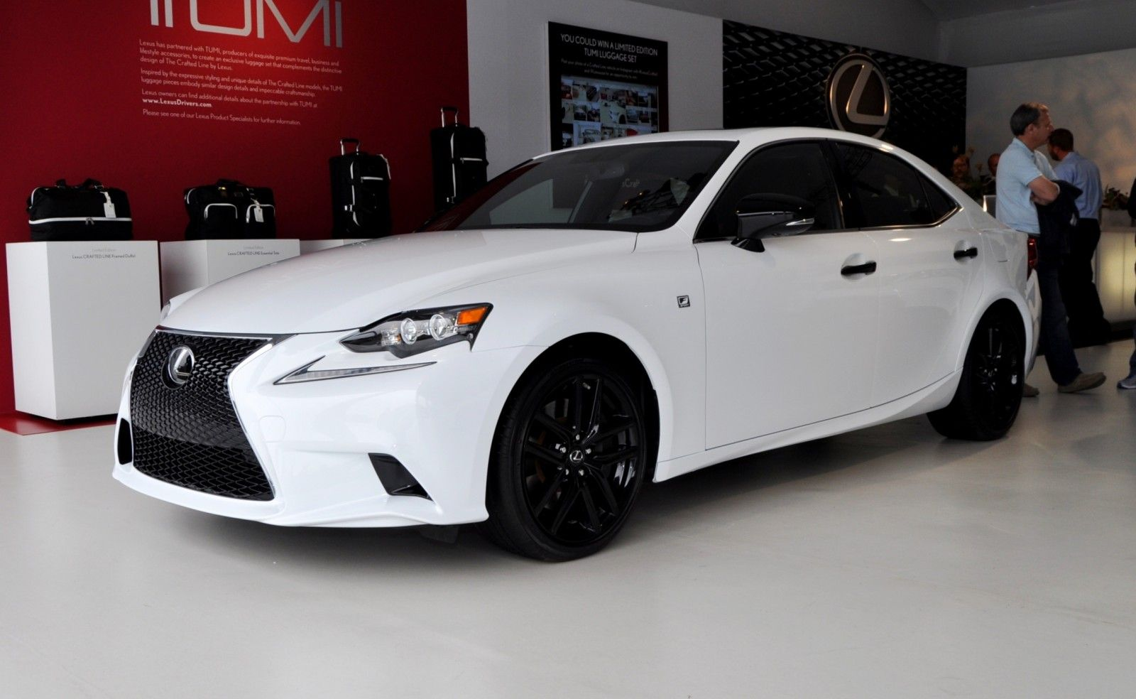 2015 Lexus IS250 F Sport CRAFTED LINE in 32 AllNew, High