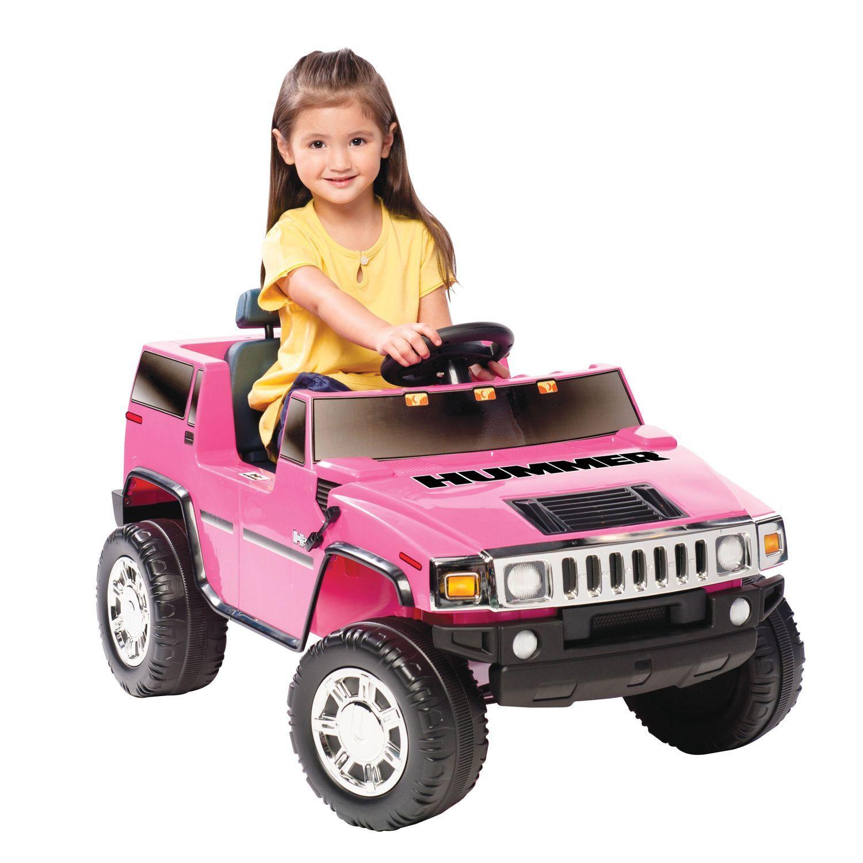 Hummer H2 Ride on