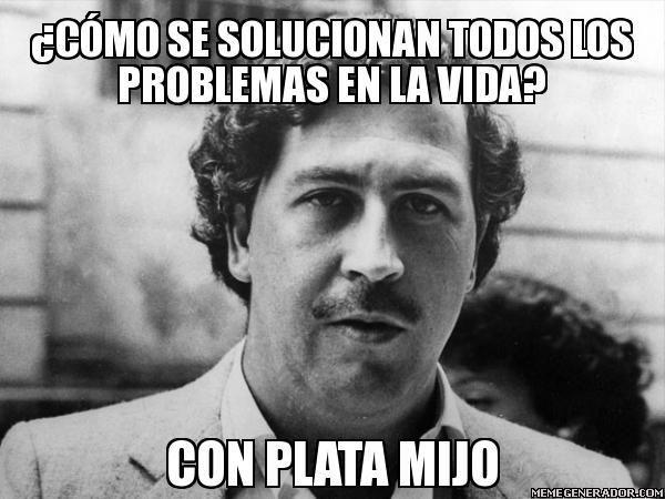 16 Frases Que Llevaron A Pablo Escobar Gaviria A Ser El