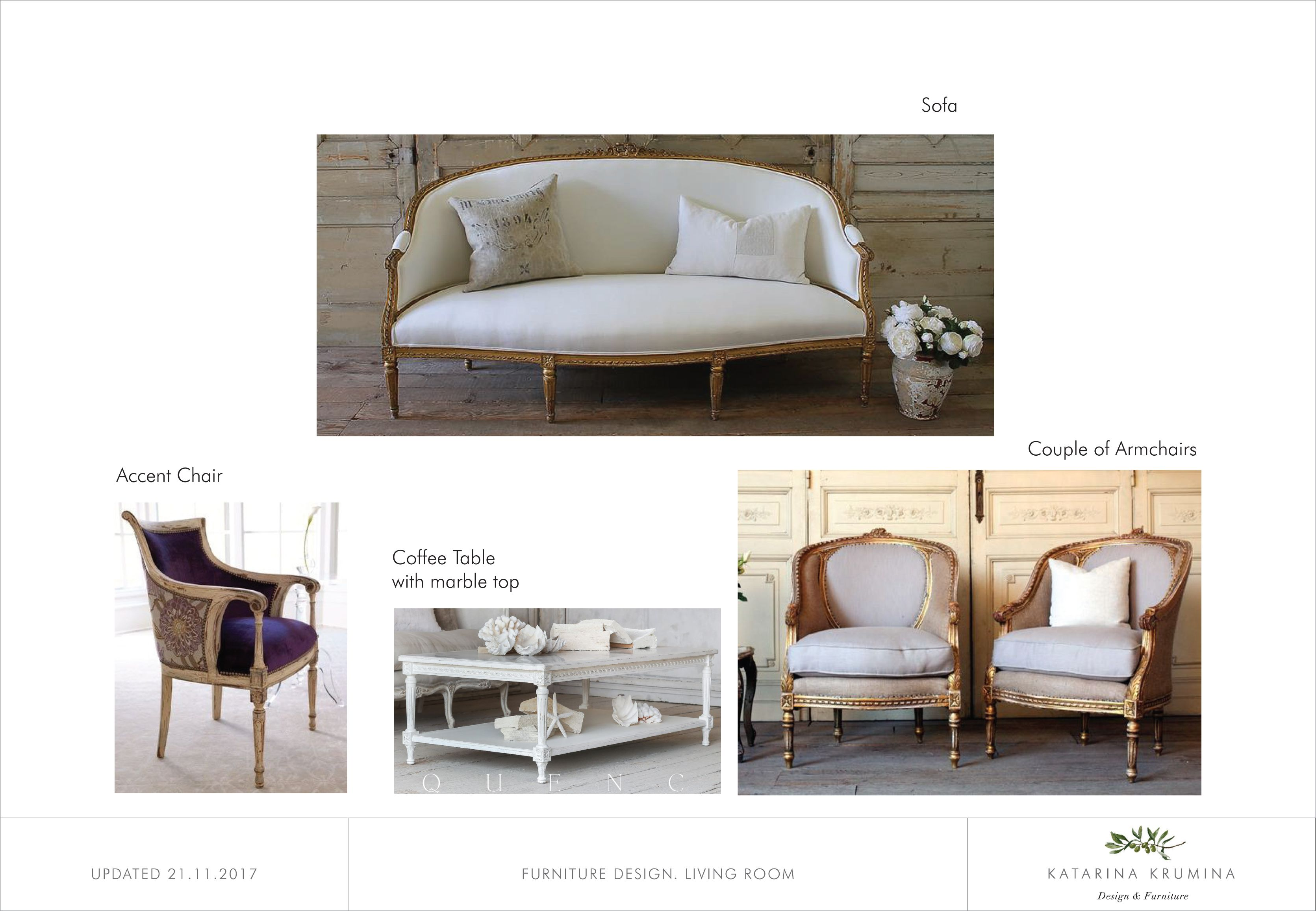 Updated Living Room Furniture selection. More Royal. | K1102 Select ...