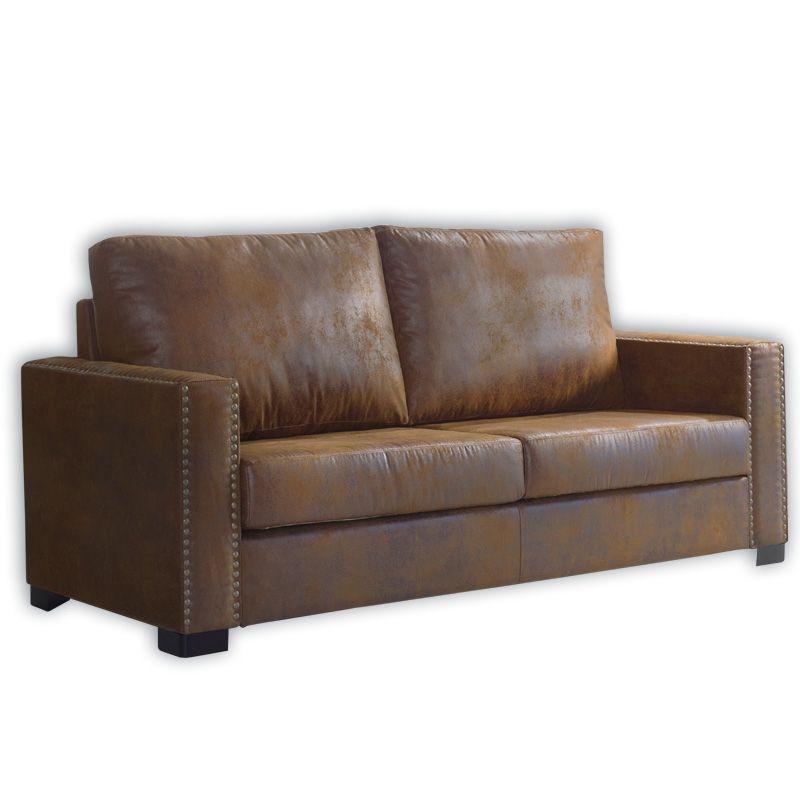 Comprar sofá retro tachuelas barato | Ofertas sofás online ...