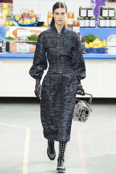 Chanel Autumn/Winter 2014-15 RTW
