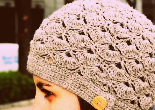 Gorro en Crochet o Ganchillo | Croché y Ganchillo