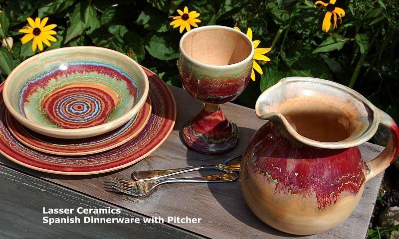 Spanish dinnerware & Spanish dinnerware | Dream Home | Pinterest | Dinnerware Kitchens ...