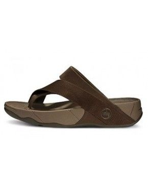 023eadd9a6fe0c FitFlop Sandals Sling Chocolate Sandals Men