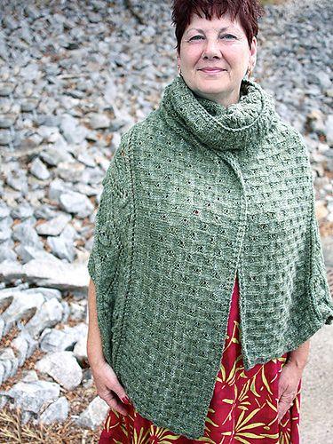Ravelry: Tannin pattern by Donna Yacino   Háčkování, pletení, šití ...