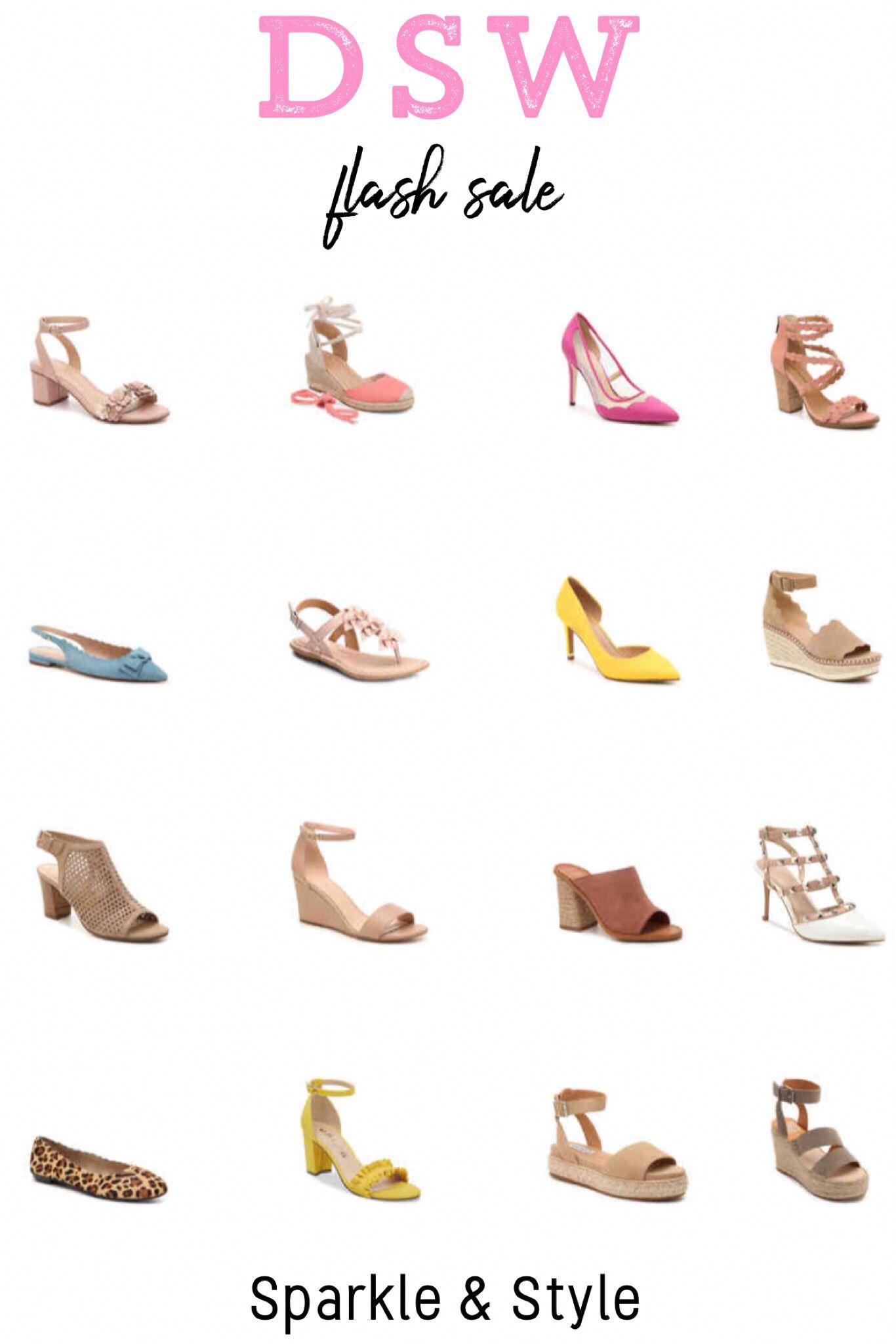 DSW Spring Shoes - Sparkle \u0026 Style