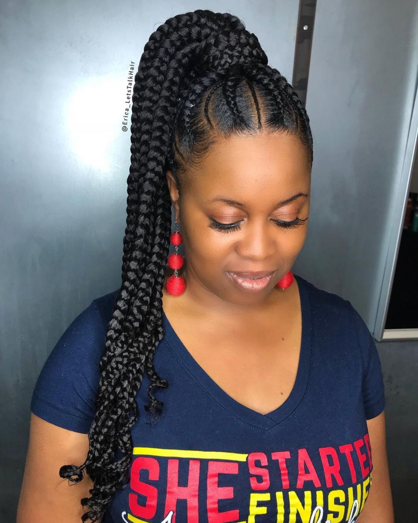 60 inspiring examples of goddess braids | hair styles in