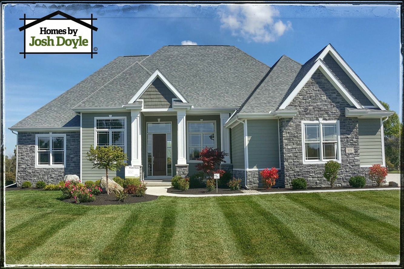Montana Homes By Josh Doyle Craftsman Exterior House Styles Home