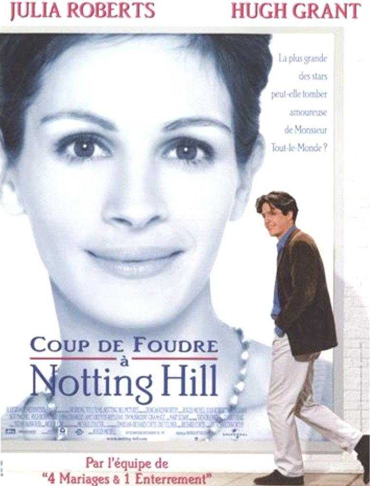 Coup De Foudre A Notting Hill : foudre, notting, Foudre, Notting, Grant, Julia, Roberts, Enfants, Film,, Movie,, Movies, Online