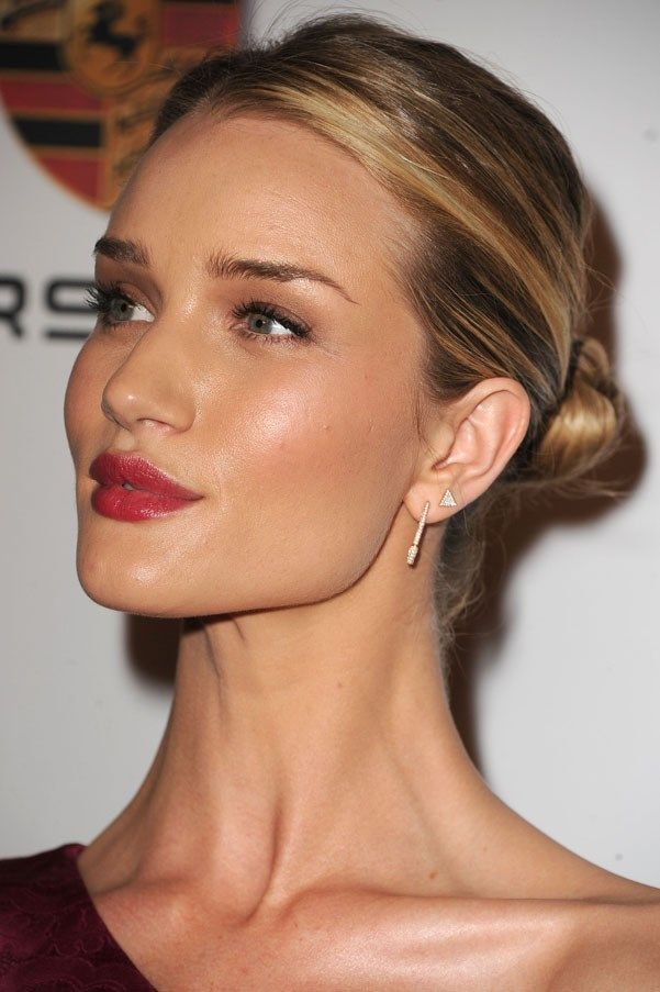 Celebrities With Ear Piercings / Earrings - pinterest.com