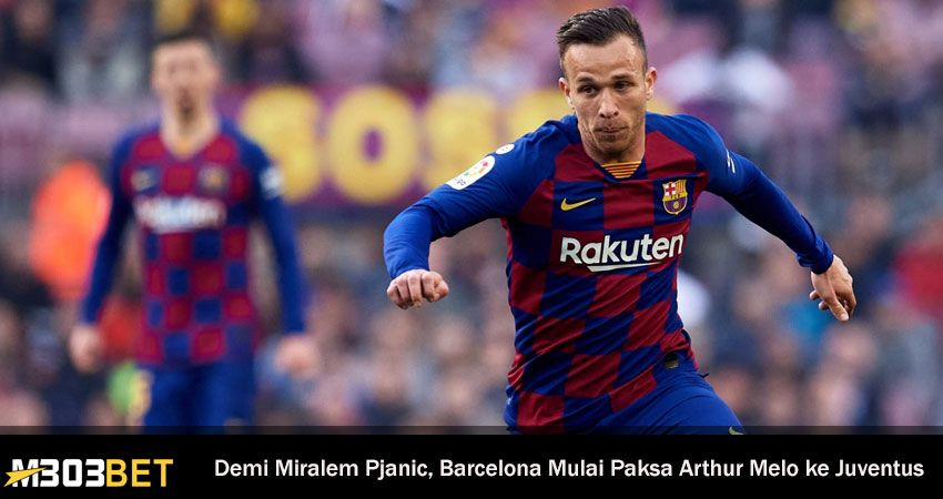 Susah Dapatkan Pjanic, Barcelona Mulai Paksa Arthur  #MiralemPjanic #ArthurMelo #Barcelona #LaLiga #Juventus #transferpemain #LaLiga #beritabola #maniakbola #peminatbola #seputarduniasepakbola #pecintabola #infobola #debatbola