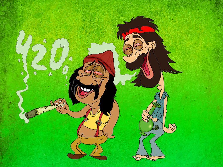 Cheech & Chong lol
