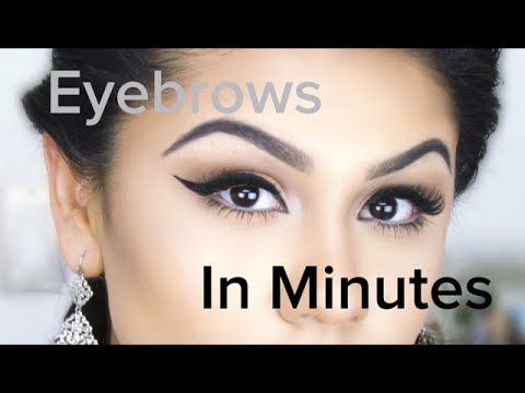 83812614fde Quick & easy Eyebrow Tutorial Using The Anastasia Beverly Hills Brow  Definer - YouTube