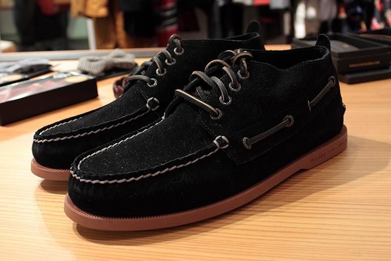 SPERRY TOPSIDER - CHUKKA SUEDE - IN STORE ∆∆ - DICTIONARY MILANO |