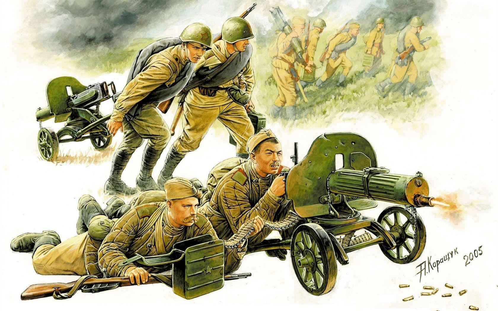 Вторая мировая война открытки клипарты