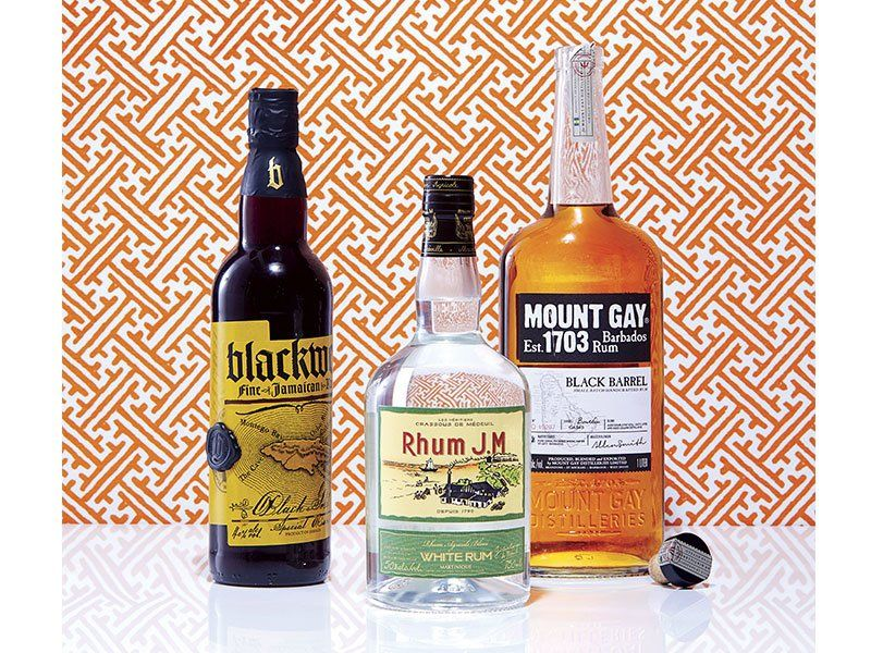 The Caribbean's 3 Best Rums—and the Classic Cocktails To