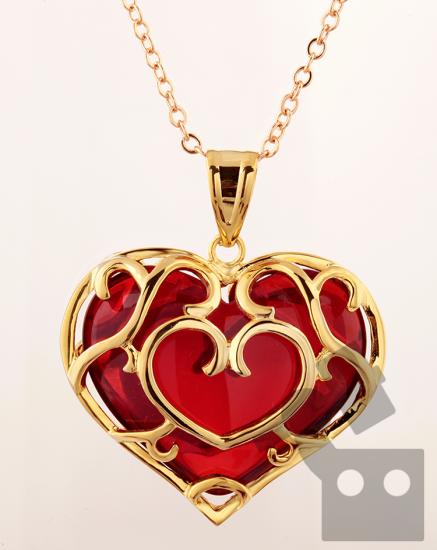 I Need This So Bad Heart Jewelry Ruby Pendant Heart Shaped Jewelry